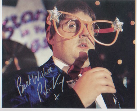 Peter Kay. 10x8 picture. Excellent.  Good conditio