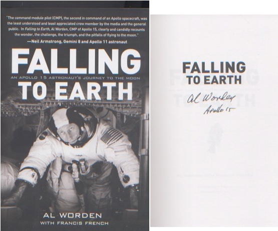Apollo 15 - Alfred Worden. First edition hardback