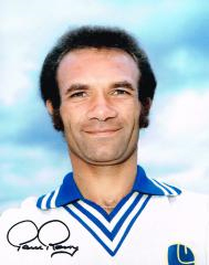 Paul Reaney Leeds United Signed 10 X 8 high qualit