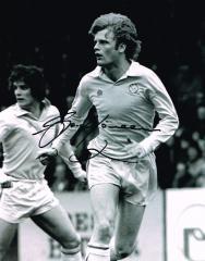 Gordon Mcqueen Leeds United Signed 10 X 8 high qua