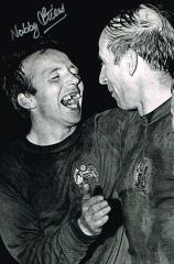 Nobby Stiles Manchester United 1968 European Cup F