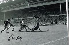 Eddie Kelly Arsenal Fc Cup Final Goal Signed 12 X