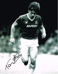 Tony Cottee West Ham Signed 10 X 8 high quality ph