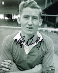 Roy Bentley Chelsea Signed 10 X 8 high quality pho