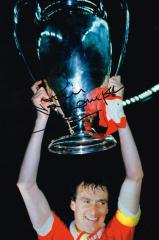 Phil Thompson Liverpool Signed 12 X 8 high quality