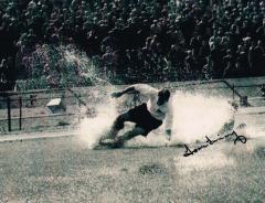 Tom Finney Preston North End The Splash Signed 10