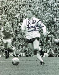 Mike Hazzard Spurs Signed 10 X 8 high quality phot