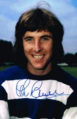 Stan Bowles Qpr Signed 12 X 8 high quality photogr