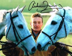 Richard Dunwoody Desert Orchid And One Man Signed