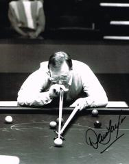 Dennis Taylor Snooker Player Signed 10 X 8 high qu