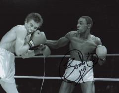 Herol Bomber Graham Boxer Signed 10 X 8 high quali