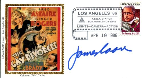 THE GODFATHER: Movies commemorativeenvelope signed