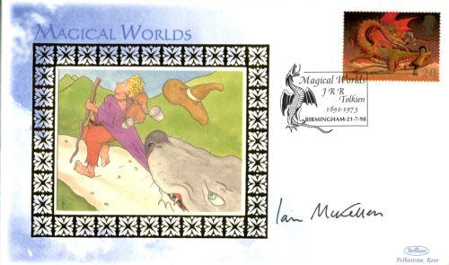 SIR IAN MCKELLEN: Benham MagicalWorlds commemorati
