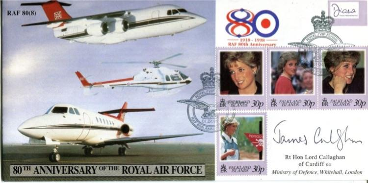PRIME MINISTER: JSCC 80thanniversary of the RAF wi