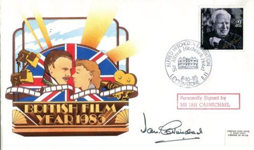 IAN CARMICHAEL: 1985 British FilmYear commemorativ