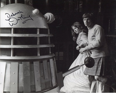 DEBORAH WATLING: 8x10 photo fromDoctor Who and the