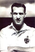 NAT LOFTHOUSE: 8x12 inch photosigned by the late f