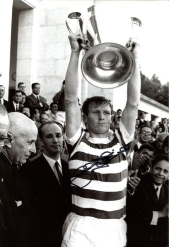 CELTIC: 8x12 inch photo signed byGlasgow Celtics l