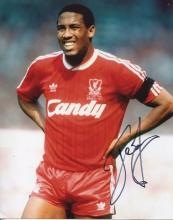 LIVERPOOL: 8x10 inch photo handsigned by Liverpool