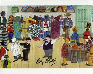 MR BENN: 8x10 inch photo from thechildrens TV seri