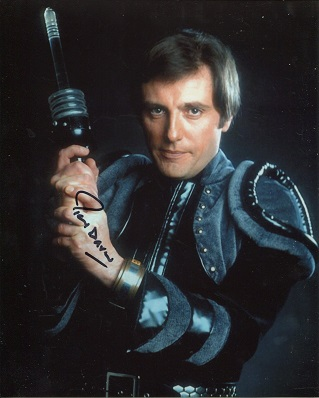 BLAKES 7: 8x10 inch photo fromthe cult science fic