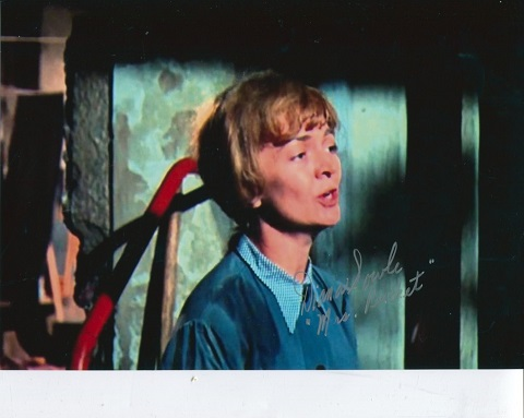 CHARLIE & THE CHOCOLATEFACTORY: 7x10 inch photo si