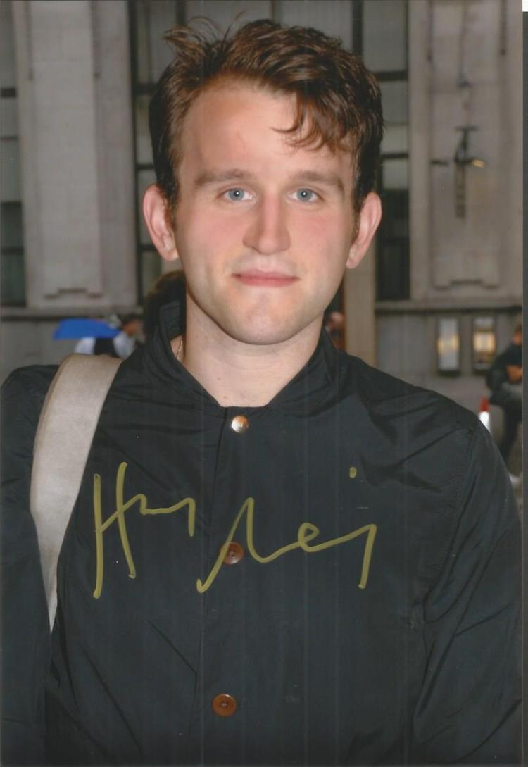 HARRY MULLEN Harry Potter signed 8x12 Photo. Good
