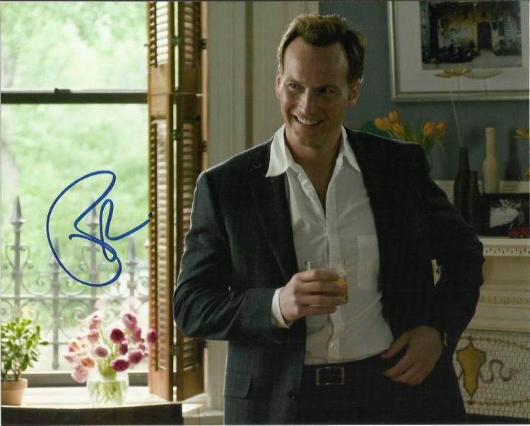 Patrick Wilson signed 10x8 colour photo. American