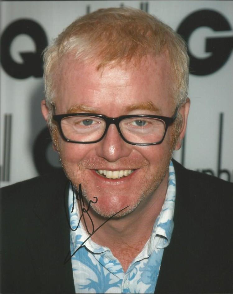 Chris Evans Radio DJ and former Top Gear Presenter
