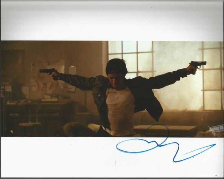 James McAvoy Scottish Actor signed colour 10x8 pho