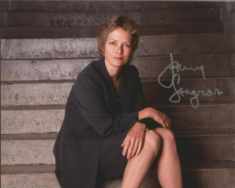 Jenny Seagrove signed colour 10x8 photo she traine
