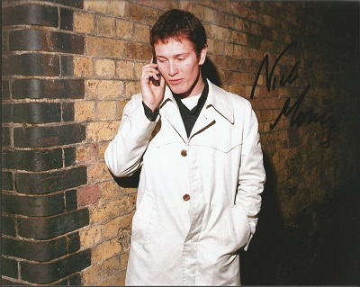 Nick Moran signed 10x8 colour photo Lock Stock ima