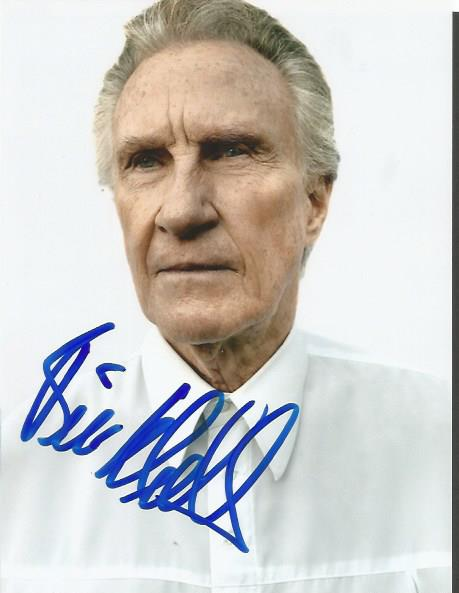 Bill Medley signed small colour photo 6 x 4 music