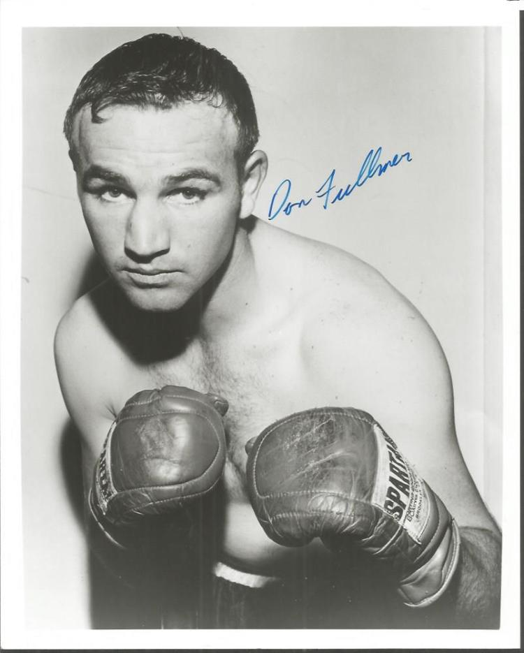 Don Fullmer signed 10x8 b/w photo Good condition.