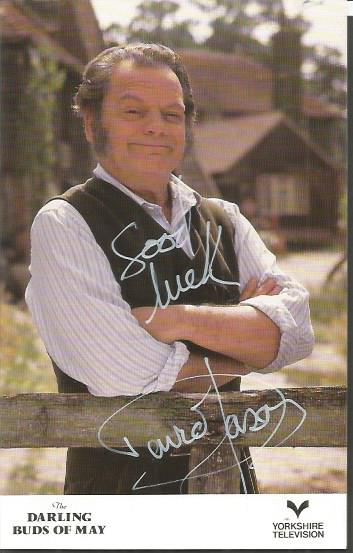 David Jason signed 6 x 4 colour photo of his chara