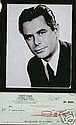 Glenn Ford Signed Cheque. Matted Photo and