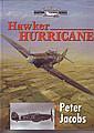 Hawker Hurricane by Peter Jacobs hardback book.