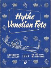 Collection of 60 Theatre programmes, brochures and booklets of 1950s and 1960s including London Palladium, Hythe Venetian Fete 1953, Piccadilly Theatre, Saville Theatre. Coronation Souvenir booklet, Opera House Blackpool. Stars include Ken Dodd, Bruce Forsyth, Norman Wisdom, Danny Kaye.