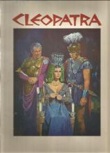 Cleopatra Programme unsigned movie starred Elizabeth Taylor & Richard Burton. Packed with great colour photos from the movie and superb description of the history.