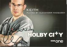 Holby City signed 6x4 promotional photo collection. 10 photos includes Paul Bradley, Guy Henry, Tina