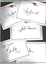 Lot Of Signed 6 X 4 Club Crested Photos, Footballers 1950s 1980s, X 37 In Total Including Fine