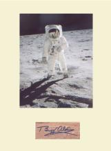 Apollo 11 Buzz Aldrin First Moonlanding. Signed American first edition of Buzz Aldrins latest