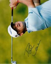 Paul Laurie signed 10 x 8 colour photo. Top golfer. Good Condition. All signed items come with our