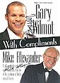 Gary Wilmot & Mike Alexander signed promo leaflet for their 2008 tour.