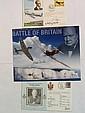 Battle of Britain collection, 10x 8 colour photo