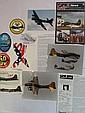 Sally B Flying Fortress folder with Sally B News