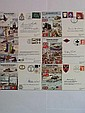 VIP collection 50th Ann WW2 RAF covers from the