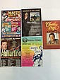 Music Collection of colour tour flyers inc Marty