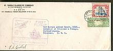 Charles Lindburg signed US Postal cover dated sept 22 1929
