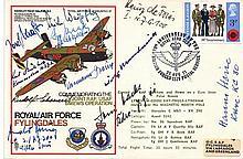 Willy Messerschmitt and 8 Luftwaffe Aces RAF